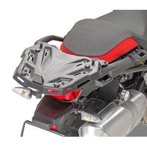 バイク バッグ リアケース  GIVI M9B トレッカーラック モノキー専用 プレート ブラック|vio0009|02