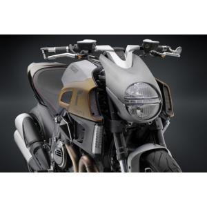 バイク ハンドル RIZOMA リゾマ ハンドルバーキット ドカティ ディアベル vio0009