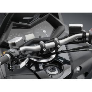 バイク ハンドルライザー RIZOMA リゾマ ヤマハ T-Max 530 -14 / T-Max 08- ファットバー用ライザー キット|vio0009