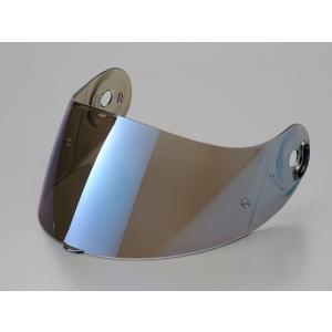 バイク ヘルメット ノラン / X-ライト X-802RR / X-803 用 ミラーブルーシールド|vio0009