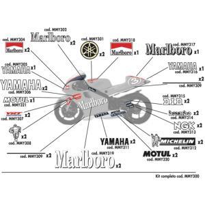 01 Marlboro ヤマハ |vio0009