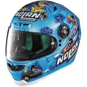 バイク ヘルメット フルフェイス ノラン / X-ライト X-803 マルコ・メランドリ イタリア レプリカ|vio0009