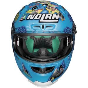 バイク ヘルメット フルフェイス ノラン / X-ライト X-803 マルコ・メランドリ イタリア レプリカ|vio0009|03