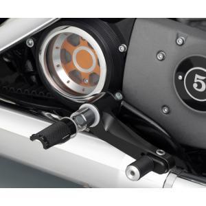 バイク ステップ RIZOMA リゾマ ハーレー SportSter 04- ビレットステップキット ノーマルポジション|vio0009