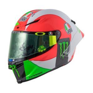 バイク ヘルメット AGV ピスタ GP-R Mugello ムジェロ 2018 ロッシ レプリカ|vio0009