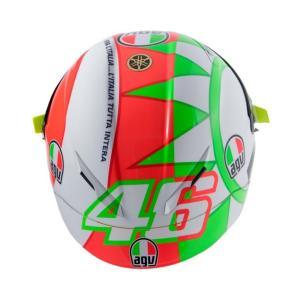 バイク ヘルメット AGV ピスタ GP-R Mugello ムジェロ 2018 ロッシ レプリカ|vio0009|05