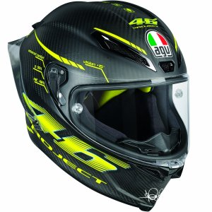 バイク ヘルメット AGV ピスタ GP-R プロジェクト46−2|vio0009