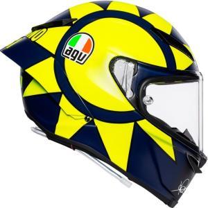 バイク ヘルメット AGV ピスタ GP-R SoleLuna ソーレルナ 2018 ロッシ レプリカ vio0009 02