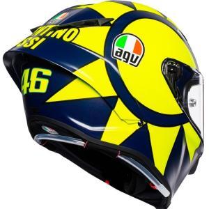 バイク ヘルメット AGV ピスタ GP-R SoleLuna ソーレルナ 2018 ロッシ レプリカ vio0009 03