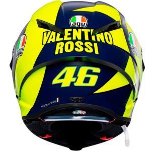 バイク ヘルメット AGV ピスタ GP-R SoleLuna ソーレルナ 2018 ロッシ レプリカ vio0009 04