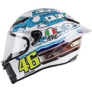 バイク ヘルメット AGV ピスタ GP-R ウインターテスト 2017 ロッシ タブリア レプリカ カラーシールド付き|vio0009|04