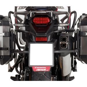 バイク バッグ パニアケース GIVI ホンダ CRF1000 アフリカツイン GIVI社製 トレッカー・アウトバック 専用ホルダー|vio0009