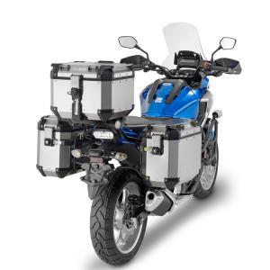 バイク バッグ パニアケース GIVI ホンダ NC750X 2016 GIVI社製 トレッカー・アウトバック 専用ホルダー|vio0009