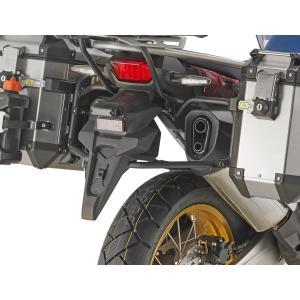 バイク バッグ パニアケース GIVI ホンダ CRF1000 アフリカツイン 2018-用 GIVI社製 トレッカー・アウトバック 専用ホルダー|vio0009