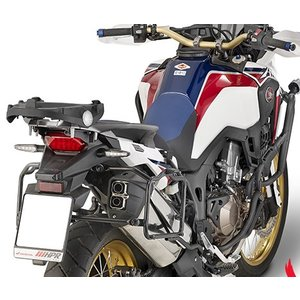 バイク バッグ パニアケース GIVI ホンダ CRF1000 アフリカツイン GIVI社製 モノキー ケース用ホルダー|vio0009