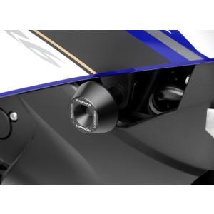 バイク エンジンガード RIZOMA リゾマ スライダー 左右セット ヤマハ YZF R-6|vio0009
