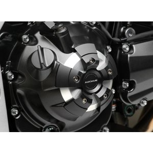 バイク エンジンガード 在庫限 RIZOMA リゾマ スライダー 左右セット カワサキ Z1000 07-09|vio0009