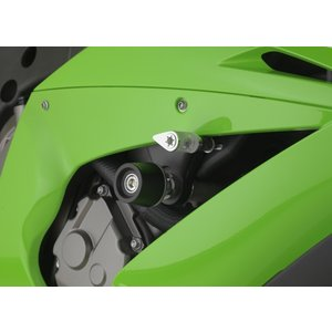 バイク エンジンガード RIZOMA リゾマ スライダー カワサキ ZX-10R 11-|vio0009