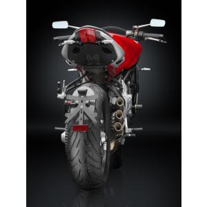 バイク フェンダーレス RIZOMA リゾマ サイドマウントキット MVアグスタ ブルターレ / リバーレ|vio0009