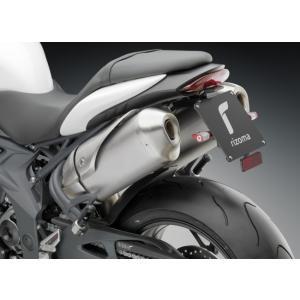 バイク フェンダーレス RIZOMA リゾマ トライアンフ スピードトリプル 11-14|vio0009