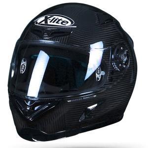 バイク ヘルメット フルフェイス ノラン / X-ライト X-802RR ウルトラカーボン PURO ソリッド 艶有り|vio0009