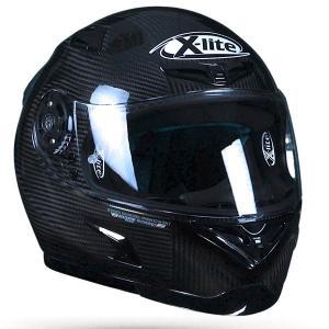 バイク ヘルメット フルフェイス ノラン / X-ライト X-802RR ウルトラカーボン PURO ソリッド 艶有り vio0009 02