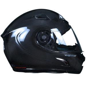 バイク ヘルメット フルフェイス ノラン / X-ライト X-802RR ウルトラカーボン PURO ソリッド 艶有り vio0009 04