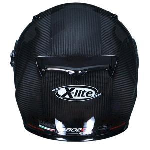 バイク ヘルメット フルフェイス ノラン / X-ライト X-802RR ウルトラカーボン PURO ソリッド 艶有り vio0009 06