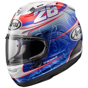 アライ バイク ヘルメット フルフェイス RX−7X ペドロサ レプリカ + レッドブル ステッカー|vio0009