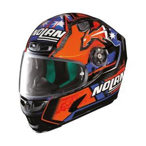 バイク ヘルメット フルフェイス ノラン / X-ライト X-803 ウルトラカーボン ケイシー・ストナー|vio0009