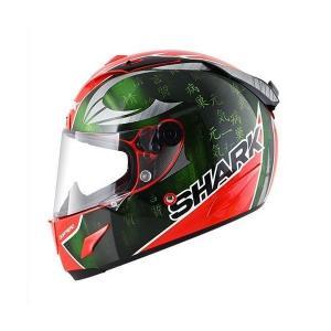 バイク ヘルメット フルフェイス シャーク レースR-プロ トム・サイクス レプリカ 2016|vio0009