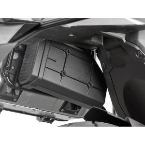 バイク バッグ ツールボックス GIVI カワサキ ベルシス300X GIVI社製 パニアステー併用...