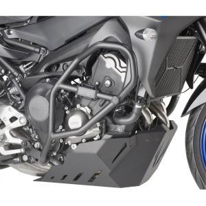 バイク エンジンガード GIVI ヤマハ トレイサー900 2018- ジヴィ|vio0009