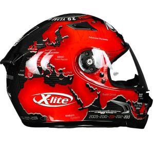 バイク ヘルメット フルフェイス ノラン / X-ライト X-802RR ウルトラカーボン カルロス チェカ|vio0009|04