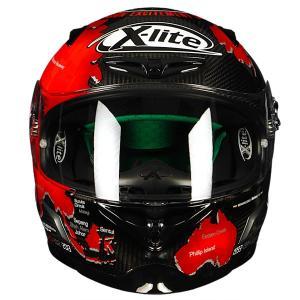 バイク ヘルメット フルフェイス ノラン / X-ライト X-802RR ウルトラカーボン カルロス チェカ|vio0009|05