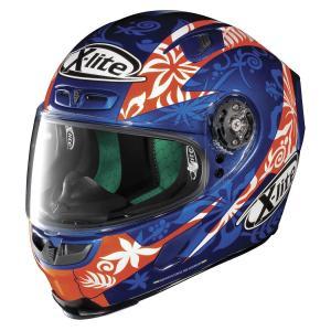 バイク ヘルメット フルフェイス ノラン / X-ライト X-803 ダニロ・ペトルッチ レプリカ|vio0009
