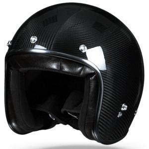 バイク ヘルメット ジェットヘルメット ノラン / X-ライト X-201 ウルトラカーボン 艶有り|vio0009
