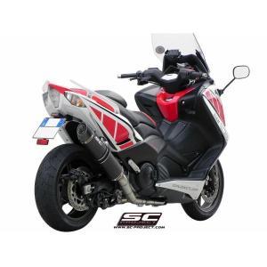 バイク マフラー SCプロジェクト ヤマハ オーバルサイレンサー フルエキゾーストシステム|vio0009