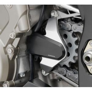 バイク エンジンカバー RIZOMA リゾマ フロント スプロケットカバー BMW  S1000RR 09- / S1000R / S1000XR ABSモデルのみ適合|vio0009