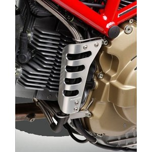 バイク エンジンガード RIZOMA リゾマ オイルクーラーホース/ハーネス・カバー ドカティ 空冷モデル vio0009