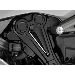バイク エンジンカバー RIZOMA リゾマ タイミングベルトカバー リアバンク用 ドカティ X-Diavel X-ディアベル