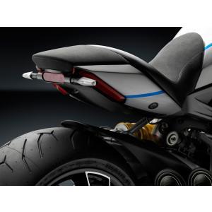 バイク ウインカーステー RIZOMA リアウインカー 取り付けブラケット ドカティ X-ディアベル|vio0009