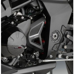バイク エンジンカバー RIZOMA リゾマ フロント スプロケットカバー カワサキ Z1000 07-09 / Z800 / Z750 07-12