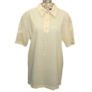 ヴェルサス レディス 半袖ポロシャツ50  2820|vip