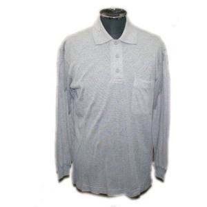 【訳あり】LANCEL 長袖ポロシャツ LA 4654 ランセル|vip