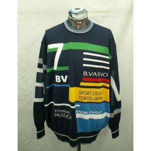 限定特価40%OFF バーニヴァーノ  スプリングセーター3L 3424 BARNI VARNO|vip