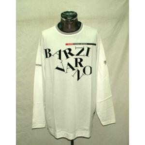 限定特価40%OFF  バーニヴァーノ 春夏物 長袖Tシャツ 3L 3154 BARNI VARNO|vip
