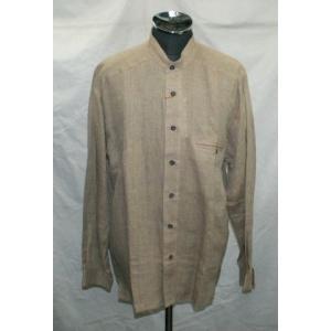 ヴィンチェーレ 夏物スタンドカラーシャツ50(LL)  9000|vip