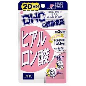[定形外郵便] DHC ヒアルロン酸 20日分 40粒 (健康食品・サプリメント)|viqol