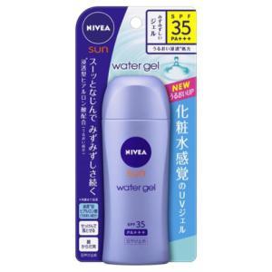 花王 ニベアサン ウォータージェル SPF35 PA+++ 80g (日焼け止め・UVケア)|viqol